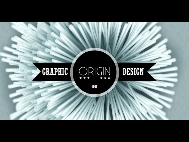 Graphic Design | Adobe Illustrator/Photoshop | Origin