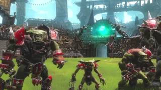 Blood Bowl 2 - first match trailer