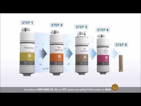 coway alkaline water purifier