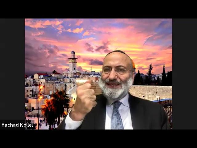 Short Mussar Lesson-  Nasso - R. Avraham Levychaim