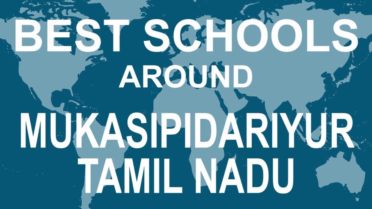 Download Best Schools around Mukasipidariyur, Tamil Nadu   CBSE, Govt, Private, International | Vidhya Clinic