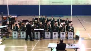 "St Joseph Jazz Ensemble - ""Hey Benny"" by Mike Dana"