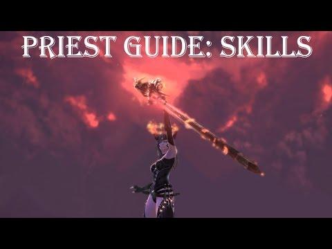 Tera - Priest Guide: Skills