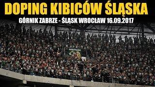 DOPING ŚLĄSKA: Górnik Zabrze - Śląsk Wrocław 16.09.2017