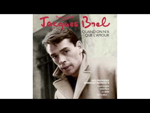 Jacques Brel - Grand Jacques (C'est trop facile)