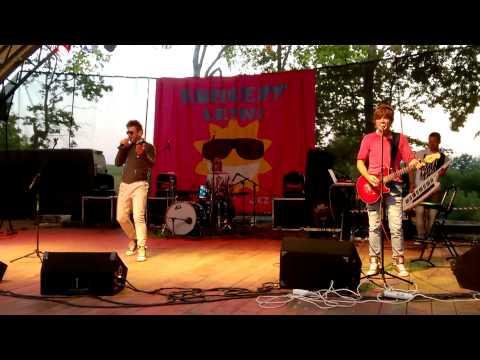 Koncert Letni z Papa D -  Pocztówka z Wakacji (Jeziorany, 18.07.2015 )