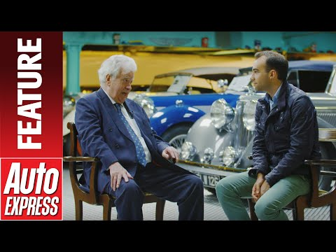 Meet the man who owns 23 Aston Lagondas & Europe's largest private car collection - Uncut interview