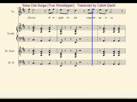 Suka Cita Surga (True Worshipper)