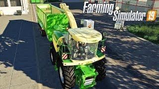 FARMING SIMULATOR 19 #110 - PROVIAMO LA TRINCIA BIG-X 580 - GAMEPLAY ITA