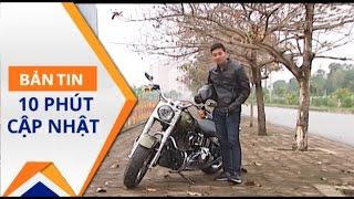 Biểu tượng nước Mỹ Harley – Davidson Fatboy tới Việt Nam | VTC