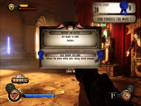 Bioshock Infinite Clash in the Clouds Part 1: been so long  