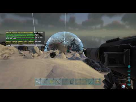Official PVP On PS4 - Space Cowboys Vs Server Defense!! Pt 2