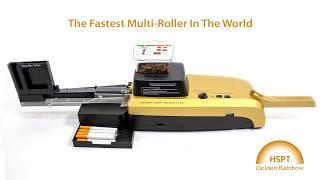 HSPT 10.3U Golden Raiฑbow Automatic Cigarette Rolling Machine