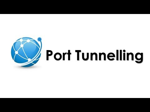 What is Port Tunneling | Hacking Over WAN | Bypass NAT Firewall | No Port Forwarding