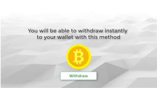 How to withdraw from Blockchain Miner Pro