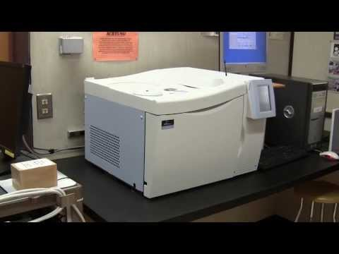 Gas-Liquid Chromatography -