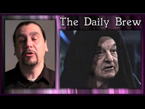 THE DAILY BREW #85 (2/18/2014) Coffee & The Headlines #ptn #outernet #soros #dailybrew