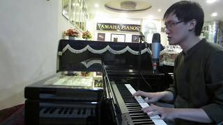 Hết Thương Cạn Nhớ Piano cover - Đức Phúc