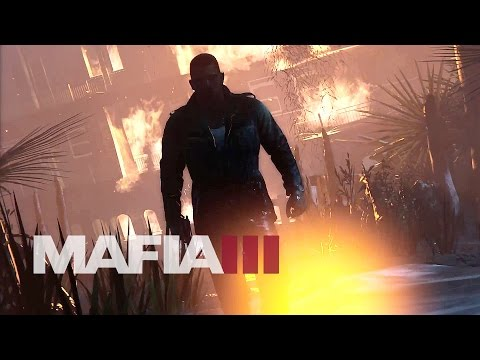 Mafia III - New Bordeaux - Trailer