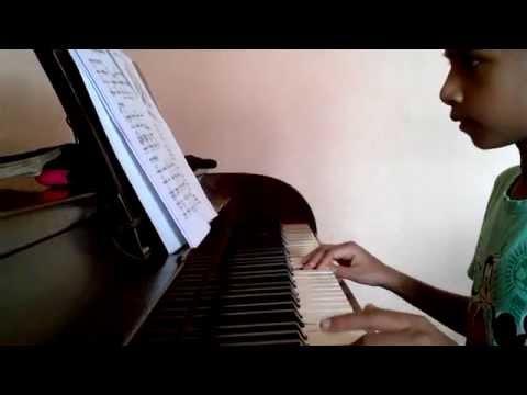 'Hanthanata Payana Sanda' Piano cover by Praveen Dissnayake