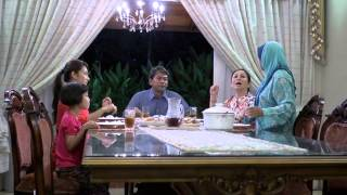 Repeat youtube video [Episod Penuh] Sehangat Asmara - Episod 1