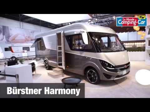 b rstner harmony ce camping car est un ovni en mati re de d co youtube. Black Bedroom Furniture Sets. Home Design Ideas