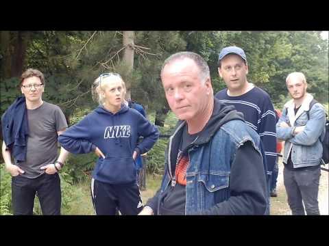 RENDLESHAM FOREST TOUR WITH LARRY WARREN JUNE 2017