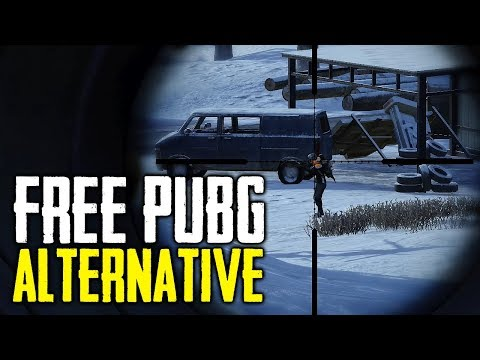 Free to Play PUBG Alternative Ring of Elysium