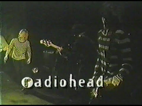 Radiohead - Live at Metro, Chicago 1993 (1080p, 60ps) + interview