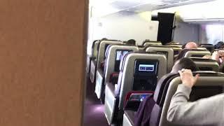 Virgin Atlantic 747 Premium Economy Cabin Review