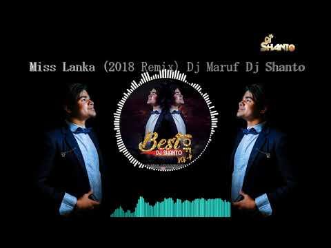 Miss Lanka (2018 Remix) - Dj Maruf Dj Shanto