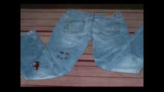 embroidery jeans Part 5.wmv