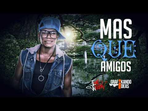 Isael La Melodia  - Mas Que Amigos