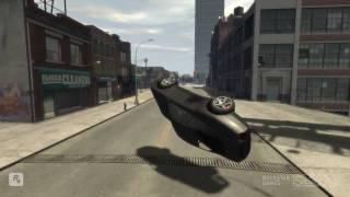 GTA 4 - Wypadki