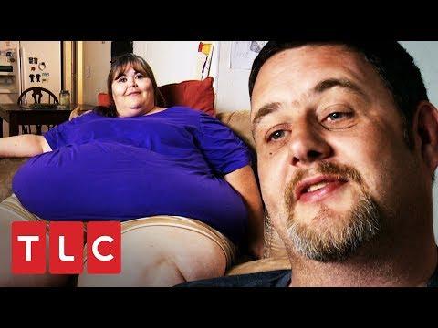 Marido prefere sua esposa obesa | Quilos Mortais | TLC Brasil