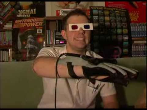 AVGN: The Power Glove (Higher Quality) Episode 14
