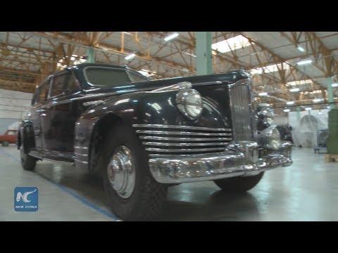 A look at legendary Soviet VIP cars serving Kremlin