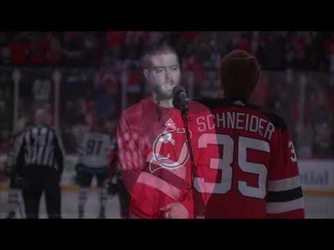 National Anthem: NJ Devils Official Video