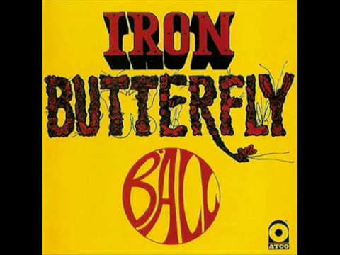 Iron Butterfly - In The Time Of Our Lives - Ball 1969