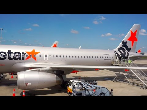 Jetstar A320 Flight Review - Sydney (SYD) to Sunshine Coast Airport (MCY) - JQ786