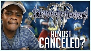 Kingdom Hearts 3 Almost CANCELED on Xbox One???