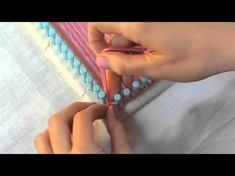 Weaving: How to Warp the Loom