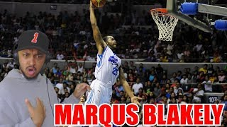 """MARQUS """"MR EVERYTHING"""" BLAKELY TOP 10 PLAYS HIGHLIGHT REACTION"""