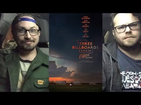Midnight Screenings - Three Billboards Outside Ebbing Missou