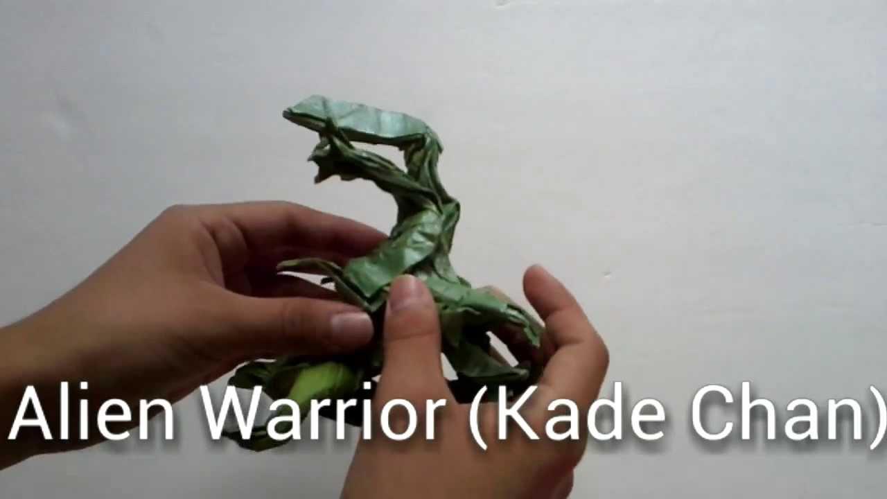 Alien warior kade chan not a tutorial youtube alien warior kade chan not a tutorial jeuxipadfo Images