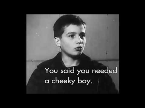 JEAN-PIERRE LÉAUD'S FIRST AUDITION FOR THE 400 BLOWS