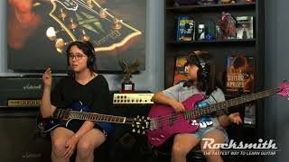 Rocksmith Remastered - Audrey and Kate - Live from Ubisoft Studio SF