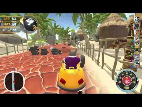 Renzo Racer - Gameplay Trailer