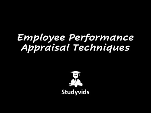 N0510N  Performance Appraisal
