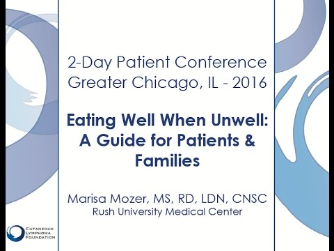 2016 Chicago 2-Day: How to Eat Well When Unwell